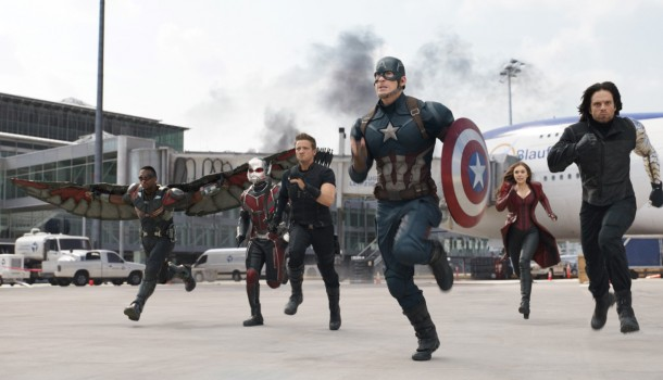 Critique : Captain America  Civil War