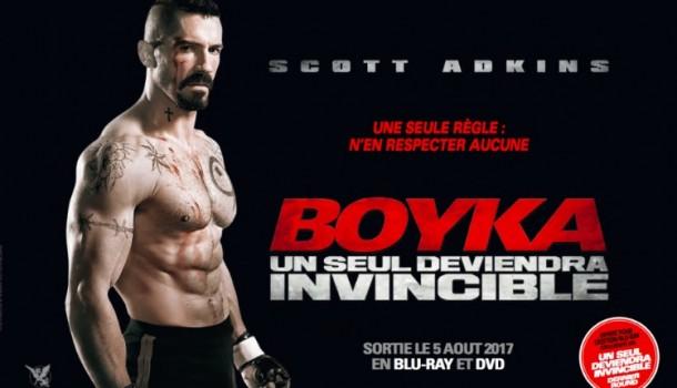 BOYKA, UN SEUL DEVIENDRA INVINCIBLE: LES INTERVIEWS