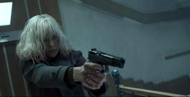 CRITIQUE DVD: ATOMIC BLONDE