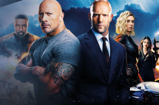 HOBBS AND SHAW: ENTRETIEN AVEC JESS LIAUDIN