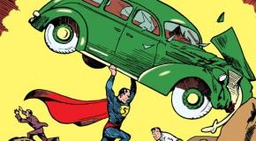 Un comics rare de Superman revendu 175 000 $