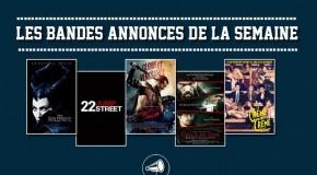 Les Bandes-Annonces de la semaine : 26/01/2014