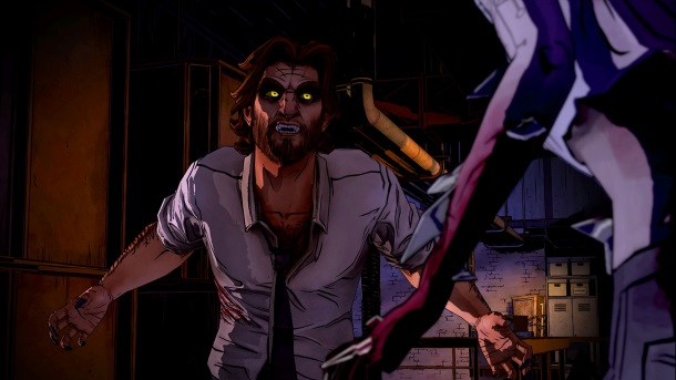 Test : The Wolf Among us : épisode 5 : Cry Wolf