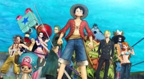 One Piece Pirate Warriors 3 bientôt en Europe !