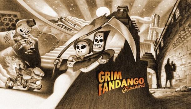 Test : Grim Fandango Remastered