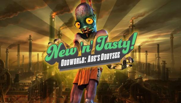 Test : Oddworld New' n' Tasty