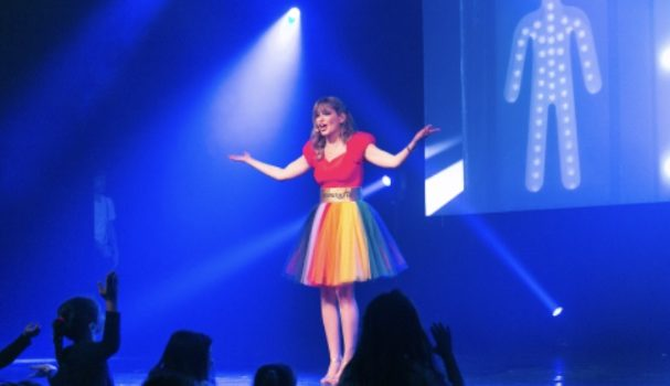 SPECTACLE MUSICAL: SAROUNETTE