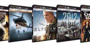 5 FILMS SONY EN 4K